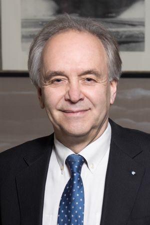 Prof. Dr. Klaus Mainzer ©Udo Keller Stiftung (Hamburg)